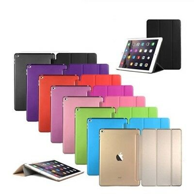 AU10.70 • Buy 3 FOLD Sleek Smart Case Cover For IPad Air Mini Pro 9.7 10.5 12.9 2017 (OPT SP)