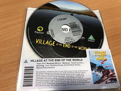 £1.49 • Buy Village At The End Of The World Dvd Disc Only