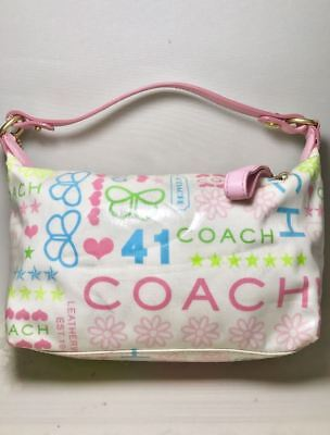 Coach Poppy Flower Handbag Compare Prices On Dealsan