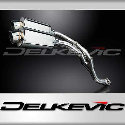 AU629.95 • Buy Yamaha R1 Yzfr1 Yzf-r1 09-14 225mm Oval Stainless Exhaust System