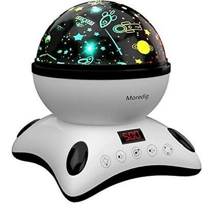 Baby Night Light Star Projector With Timer And Remote For Assorted Colors  • 37.11£