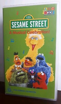 Sesame Street Vhs | Compare Prices on Dealsan