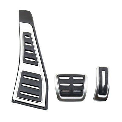 $ CDN79.57 • Buy No Drill Accelerator Gas Brake Foot Rest Pedal For Audi A4 S4 RS4 B9 A5 2016-18