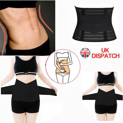 £6.99 • Buy Postpartum Support Waist Belt Shaper Recovery Belly After Pregnancy Maternity UK