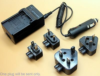 $ CDN17.35 • Buy Home+Car NP-FW50 Battery Charger For Sony A7 A6000 A5000 A3000 BC-VM1 Camera