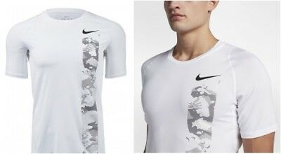 d498938a Nike Men's Fitted Camo T-shirt ,Style AQ1194 100,Size XL • 12.49