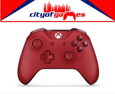 AU99.95 • Buy Genuine Xbox One Controller Red Brand New In Stock
