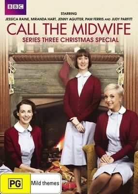 £8.21 • Buy Call The Midwife: Series 3 Christmas Special = NEW DVD R4
