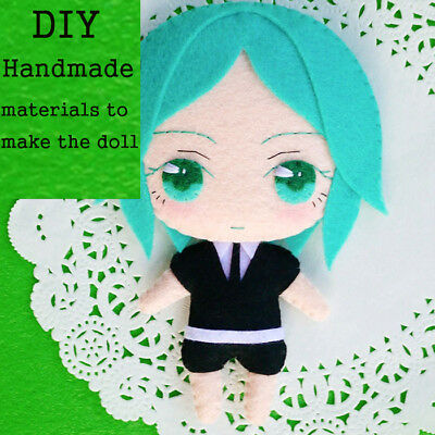 $ CDN25.93 • Buy Houseki No Kuni Phosphophyllite Anime DIY Handmade Toy Bag Hanging Plush Doll