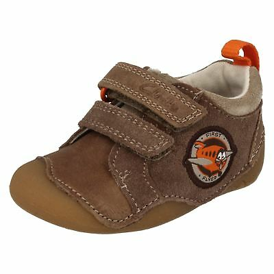 Boys Clarks Cruiser Shoes 'Tiny Wing' • 26£