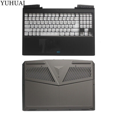 AU65.92 • Buy New Original FOR Lenovo Y7000P Y530P  Bottom Cover + Upper Case Palmrest Cover