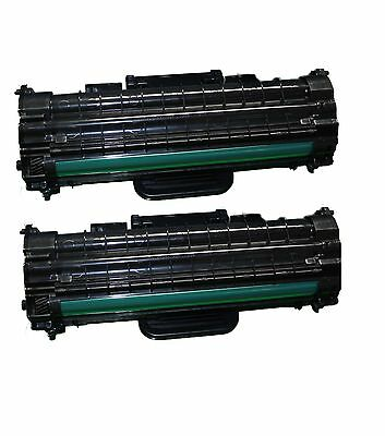 2x Toner For Samsung ML-1610 Ml1610r Ml2010 P R Ml1615 Ml1620 Scx4521 F DELL1100 • 20.40£