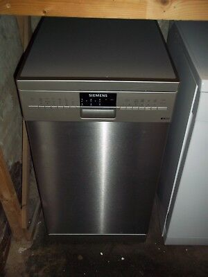 View Details Siemens IQ500 SR256I00TE Dishwasher Freestanding 10 Place Settings A++ • 450.00£