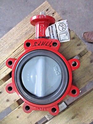 $150 • Buy Bray 6  Butterfly Valve, Series 31 (without Handle) #17117j New