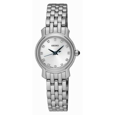$ CDN221 • Buy Seiko Women's Swarovski Crystals Stainless Steel Watch SXGP65P1 New In Box