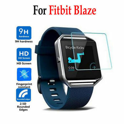 $ CDN5.51 • Buy 9H  Premium Tempered Glass Screen Protector Cover For Fitbit Blaze Smart Watch