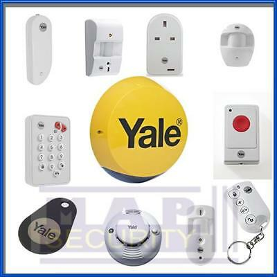 YALE SMART HOME SR-320 ALARM ACCESSORIES & EXTRAS - No1 YALE UK SUPPLIER • 26.99£