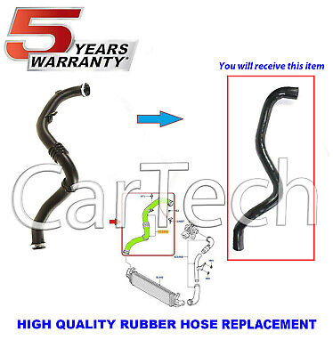 Intercooler Turbo Hose Pipe For Ford Mondeo Mk4 Galaxy S-max 1.8 Tdci 1521483 • 65.90£