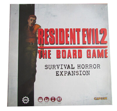 New Resident Evil 2 The Board Game Survival Horror Expansion • 32.99£