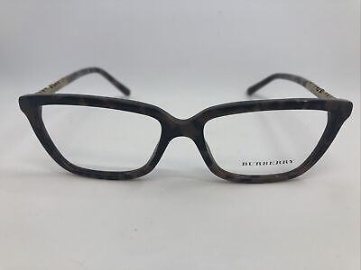 1fb6f1cfcf2f NEW Burberry B 2246 3624 Spotted Brown 53.15.140 Women s Eyeglass Frames •  44.99