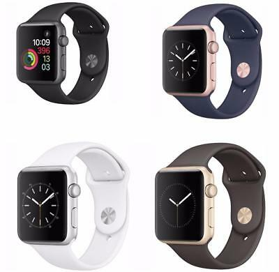 $ CDN187.99 • Buy Apple Watch Series 2 38mm/42mm Sports Band Choice Of Colors Refurbished