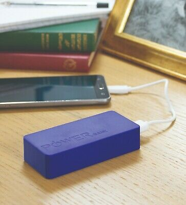 Juice Bank Portable Phone/Tablet/Ipad Charger • 9.99£