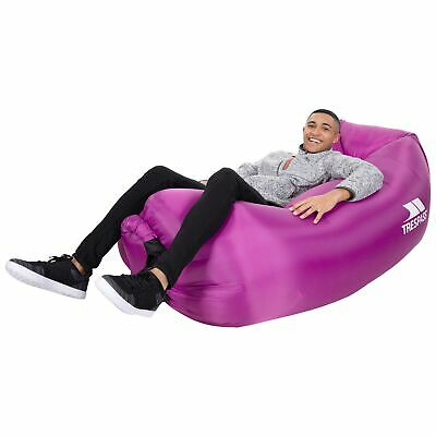 £24.99 • Buy Trespass Hotdog Inflatable Air Bed Sofa Lounger Instant Blow Up Seat