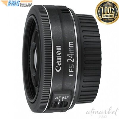 AU330.56 • Buy NEW Canon EF-S 24MM 1.2.8 STM Camera Photo Genuine From JAPAN