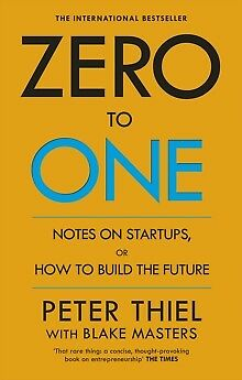 AU26.35 • Buy Zero To One: Notes On Start Ups, Or How To Build The Future Paperback
