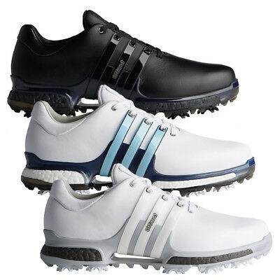 5f80f5f82 New Adidas Mens Tour 360 2.0 Golf Shoes - Select Your Sz And Color! •