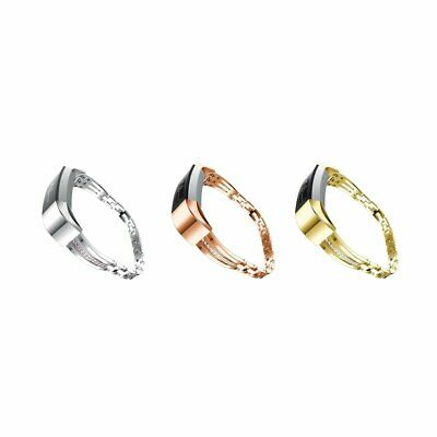 AU25.77 • Buy Compatible  Fit Bit Alta Bling Band - Silver Or Rose Gold