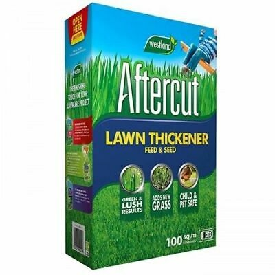 £13.99 • Buy Westland Garden Aftercut Lawn Thickener Grass Feed And Seed  - 3.5kg