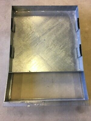 600x600x80 Recessed MANHOLE COVER -All Steel Tray, Frame, Keys, Driveway Rated  • 48.38£