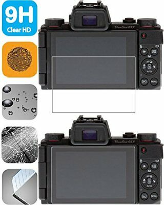 AU6.10 • Buy HD Screen Protector For Canon PowerShot G9X G7X Mark II G1X M3 Tempered Glass