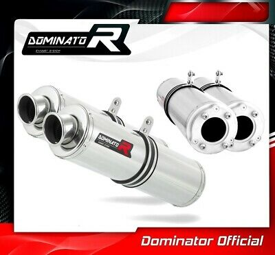 $364.85 • Buy SV 1000 S Exhaust ROUND Dominator Racing Silencer 2003 2004 2005 2006 2007