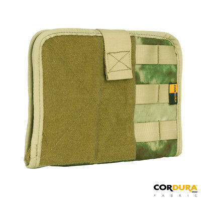 101 Inc Commanders Admin Pouch / Panel MOLLE Fixing Various Colours / MTP Match • 25.99£