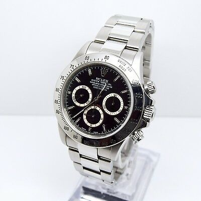 $ CDN41547.13 • Buy Rolex Zenith Daytona 16520 Box And Papers Full Set 1999