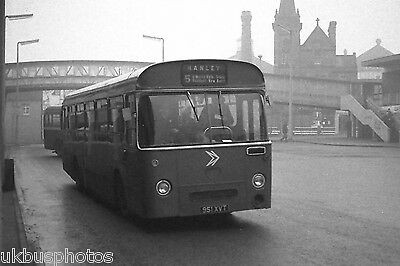 PMT Potteries Motor Traction 951XVT Hanley 1974 Bus Photo • 0.99£