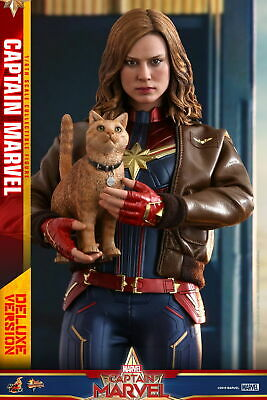 $ CDN435.07 • Buy Hot Toys 1/6th Scale Captain Marvel (Deluxe Version) Collectible Figure MMS522