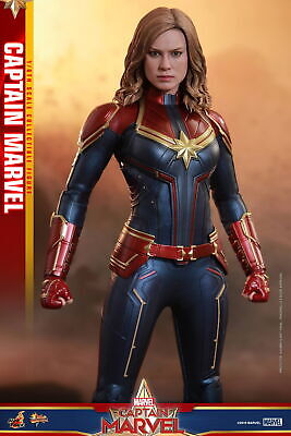 $ CDN382.17 • Buy Hot Toys 1/6th Scale Captain Marvel Collectible Figure MMS521