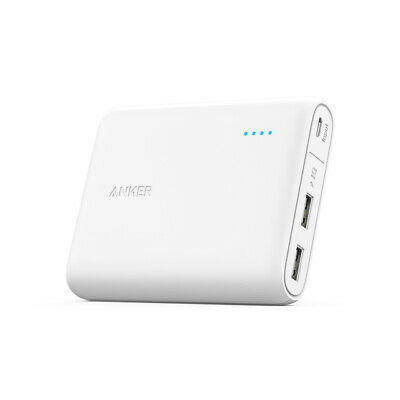AU55 • Buy Anker PowerCore 13000mAh 2 Port High Speed Portable Phone Charger Apple Samsung