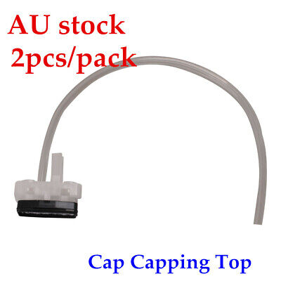 AU40 • Buy AU 2pcs Cap Capping Top For Roland FJ / SJ /XC Printer Dx4 Solvent & Water-Based
