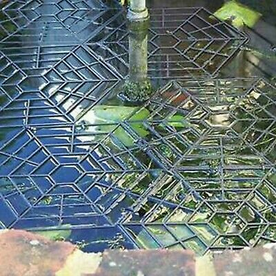 £12.39 • Buy Pond Protector Floating Cover Net Water Fish Guard Grid Cat Cats Heron Herons