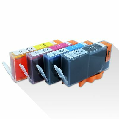 4 INK2UK Ink Cartridges For HP 364 XL PhotoSmart 5510 5520 6510 6520 7510 7520 • 5.98£