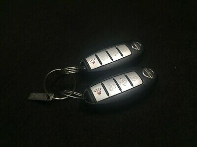 $ CDN113.66 • Buy 09 10 11 12 13 14 Nissan Maxima SMART KEY PROXIMITY KEYLESS REMOTE FOB OEM PAIR