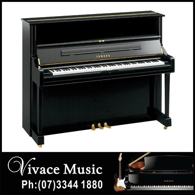 AU5995 • Buy Yamaha U1 Preloved Upright Piano In Vivace Music Showroom (from $3995)