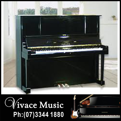 AU8995 • Buy Yamaha UX3 Professional Preloved Uprights In Vivace Music (from $6995)