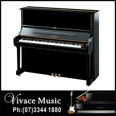 AU6490 • Buy Yamaha U3 Professional Preloved Uprights In Vivace Music Showroom (from $4500)