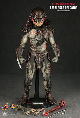$ CDN436.66 • Buy Hot Toys MMS130 Predators Berserker Predator 14 Inch 1/6 Action Figure NEW FAST