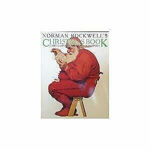 $ CDN6.85 • Buy Norman Rockwell's Christmas Book Paperback Norman Rockwell